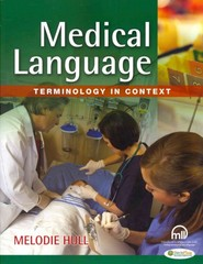 Medical Language 1st Edition 9780803626836 0803626835