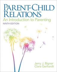 Parent-Child Relations 9th Edition 9780132853347 0132853345