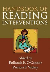 Handbook of Reading Interventions 1st Edition 9781462509478 1462509479