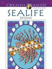 Sea Life Designs Coloring Book 1st Edition 9780486490885 0486490882