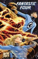 Fantastic Four by Jonathan Hickman - Volume 5 0 9780785161530 0785161538