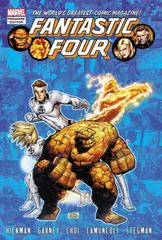Fantastic Four by Jonathan Hickman - Volume 6 0 9780785161547 0785161546