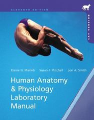 Human Anatomy & Physiology Laboratory Manual, Cat Version 11th Edition 9780321822192 0321822196