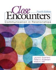 Close Encounters 4th Edition 9781452217109 1452217106