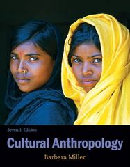 Cultural Anthropology 7th edition 9780205260010 0205260012
