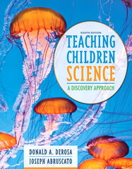 Teaching Children Science 8th Edition 9780133571486 0133571483