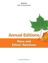 Annual Editions: Race and Ethnic Relations, 19/e 19th Edition 9780078136115 0078136113