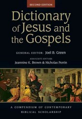 Dictionary of Jesus and the Gospels 2nd Edition 9780830824564 0830824561
