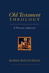 Old Testament Theology 1st Edition 9780830839926 0830839925