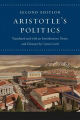 Aristotle's Politics 2nd Edition 9780226921846 0226921840