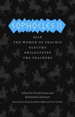 Sophocles II 3rd Edition 9780226311555 0226311554