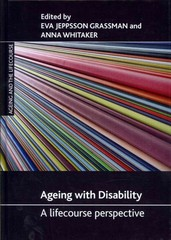 Ageing with Disability 1st Edition 9781447305224 1447305221