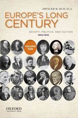 Europe's Long Century: Volume 1: 1900-1945 1st Edition 9780199778515 0199778515