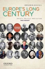 Europe's Long Century: 1900-Present 1st Edition 9780199778508 0199778507