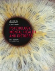 Psychology, Mental Health and Distress 1st Edition 9780230549562 023054956X