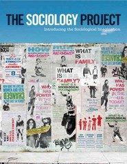 The Sociology Project 1st edition 9780205949601 0205949606