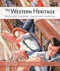 The Western Heritage 11th edition 9780205434510 0205434517