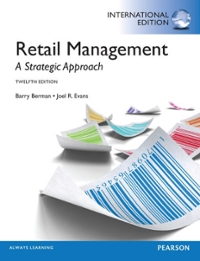 Retail Management 12th Edition 9780273768562 0273768565