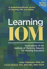 Learning IOM 1st Edition 9781558104624 1558104623