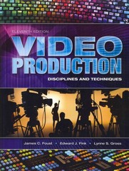 Video Production 11th Edition 9781934432501 1934432504