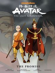 Avatar: The Last Airbender: The Promise Library Edition 1st Edition 9781616550745 1616550740