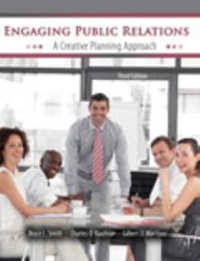 Engaging Public Relations 3rd edition 9781465202369 1465202366