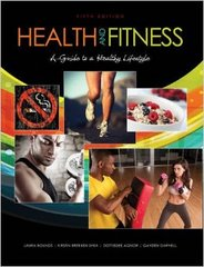 Health and Fitness 5th edition 9781465207128 1465207120