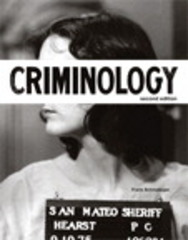 Criminology 2nd Edition 9780132966757 0132966751