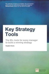 Key Strategy Tools 1st Edition 9780273778868 0273778862