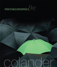 Microeconomics 9th Edition 9780077501808 0077501802