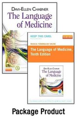 Medical Terminology Online for The Language of Medicine (Access Code and Textbook Package) 1st Edition 9781455758814 1455758817