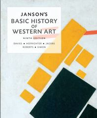Janson's Basic History of Western Art 9th Edition 9780205242634 0205242634