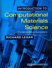 Introduction to Computational Materials Science 1st Edition 9780521845878 0521845874