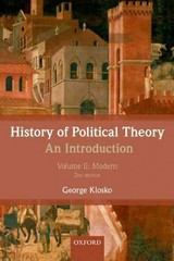 History of Political Theory: An Introduction 2nd Edition 9780191612282 0191612286