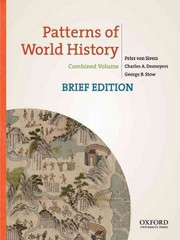 Patterns of World History 1st Edition 9780199943746 0199943745