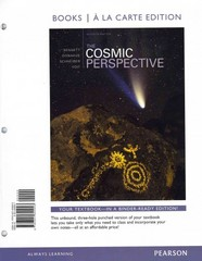 Cosmic Perspective, The, Books a la Carte Plus MasteringAstronomy with eText -- Access Card Package 7th Edition 9780321840950 032184095X