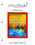 MyWorkBook for Basic College Mathematics