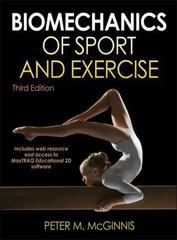 Biomechanics of Sport and Exercise 3rd Edition 9780736079662 0736079661