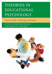 Theories in Educational Psychology 1st Edition 9781475802313 1475802315