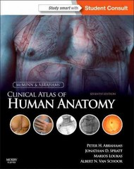 McMinn and Abrahams' Clinical Atlas of Human Anatomy 7th Edition 9780723436973 0723436975