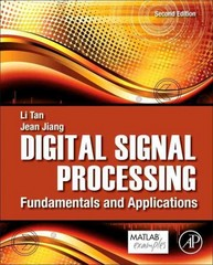 Digital Signal Processing 2nd Edition 9780124158931 0124158935