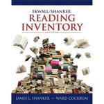 Ekwall/Shanker Reading Inventory 6th Edition 9780133404685 0133404684