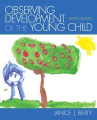 Observing Development of the Young Child 8th Edition 9780132867566 0132867567