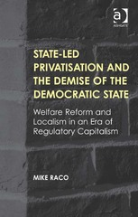 State-led Privatisation and the Demise of the Democratic State 1st Edition 9781317050230 1317050231