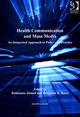 Health Communication and Mass Media 1st Edition 9781317123347 1317123344
