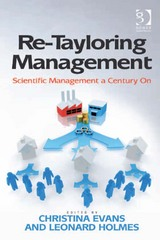 Re-Tayloring Management 1st Edition 9781317064459 1317064453