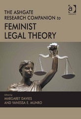 The Ashgate Research Companion to Feminist Legal Theory 1st Edition 9781317043423 1317043421