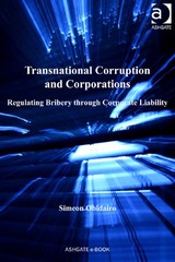 Transnational Corruption and Corporations 1st Edition 9781317007005 131700700X