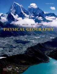 Physical Geography 4th Edition 9780199859610 0199859612