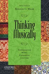 Thinking Musically 3rd edition 9780199844869 0199844860